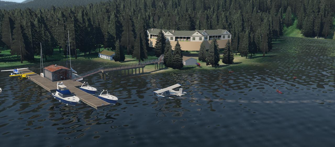 WYB Yes Bay Lodge Seaplane Base 40459486wi