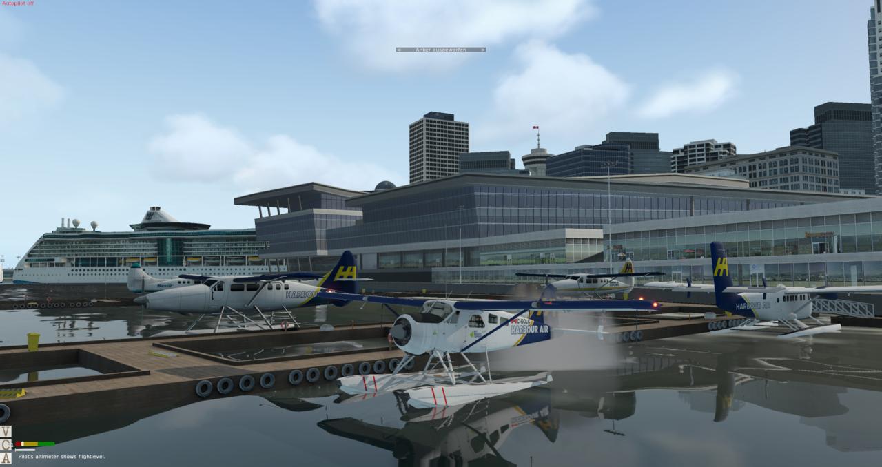 Vancouver City von CFXP 40488506dk