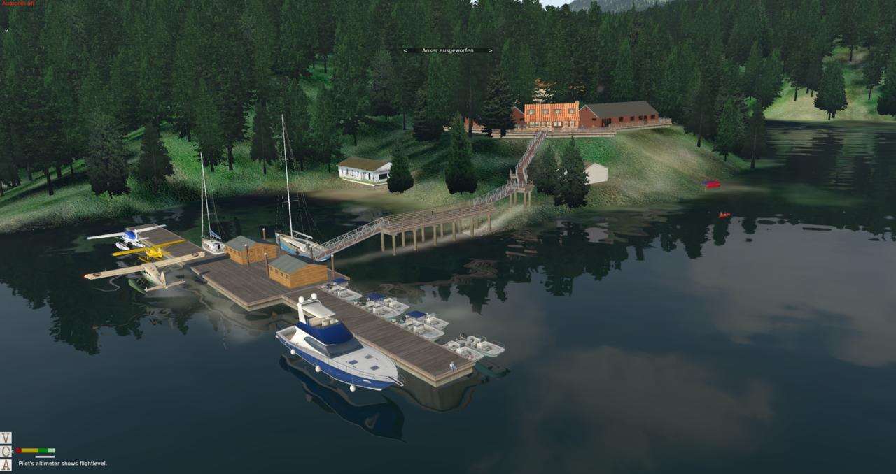 WYB Yes Bay Lodge Seaplane Base 40490645cl
