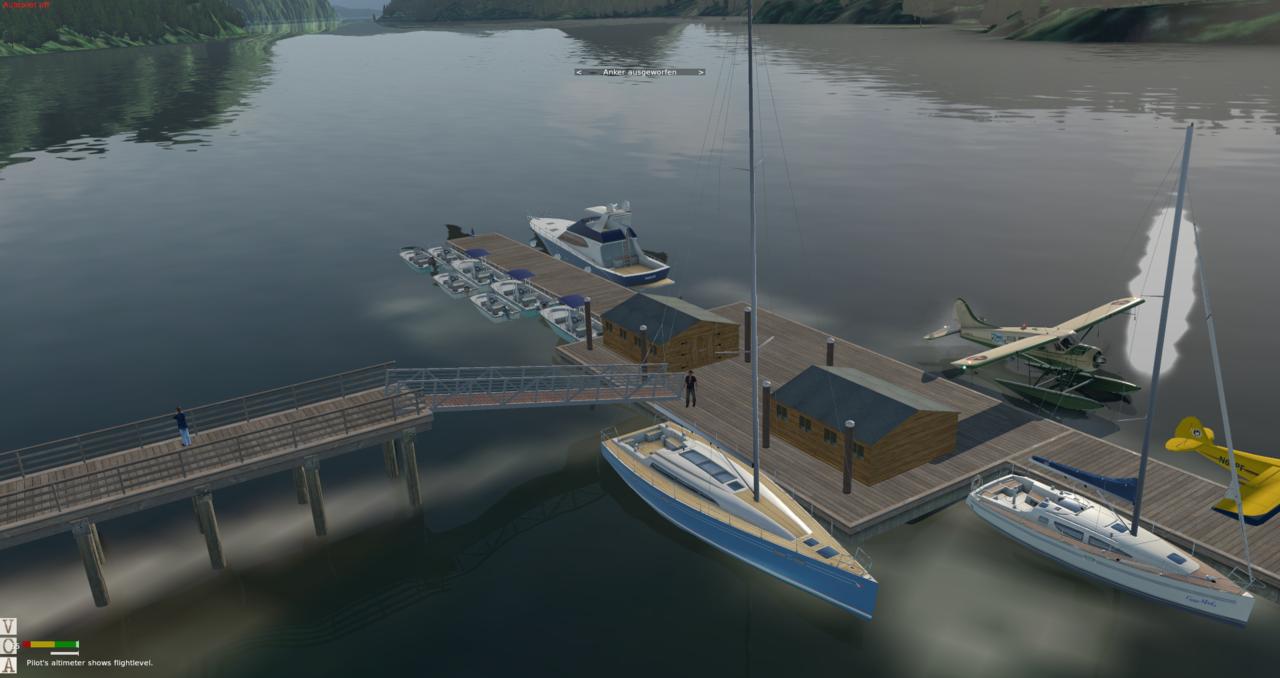 WYB Yes Bay Lodge Seaplane Base 40490661lb