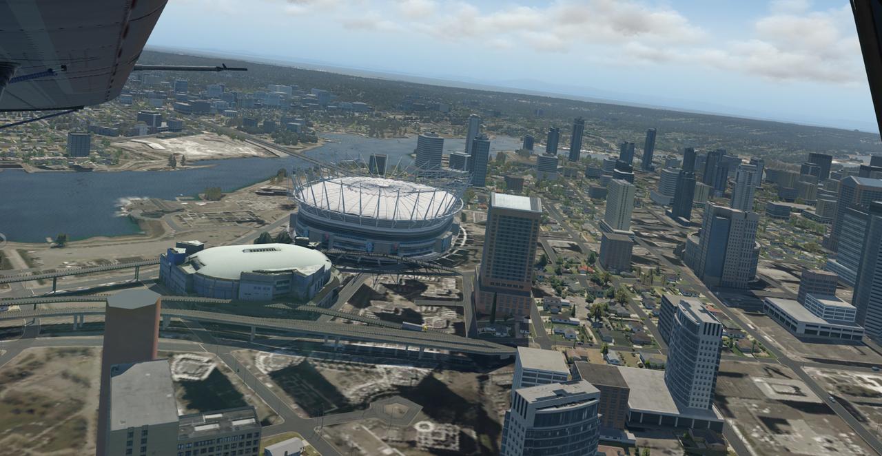 Vancouver City von CFXP 40490672sj