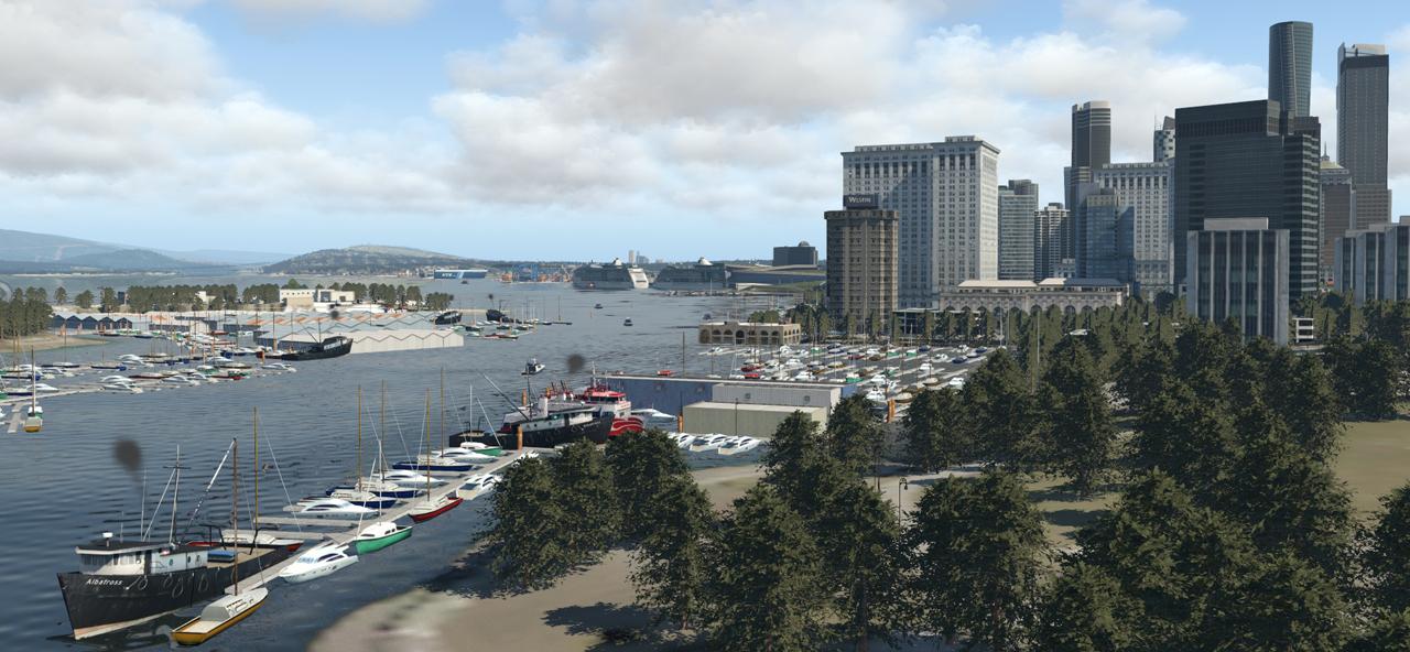 Vancouver City von CFXP 40490677iz