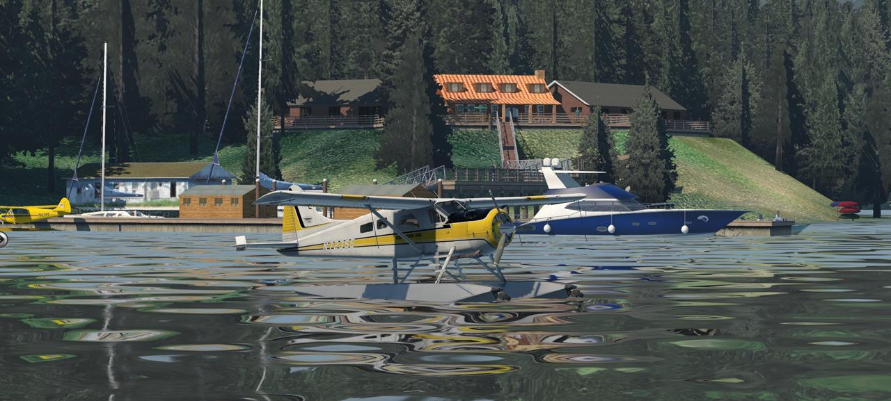 WYB Yes Bay Lodge Seaplane Base 40492512na
