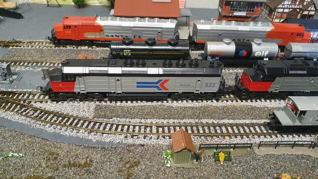 US Dieselloks 40540360ni