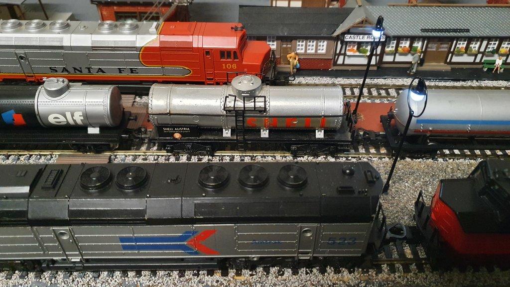 US Dieselloks 40540384qs