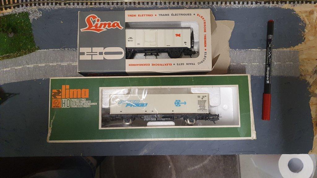 Lima Verpackungen und Preise im Laufe der Zeit 40585727vk