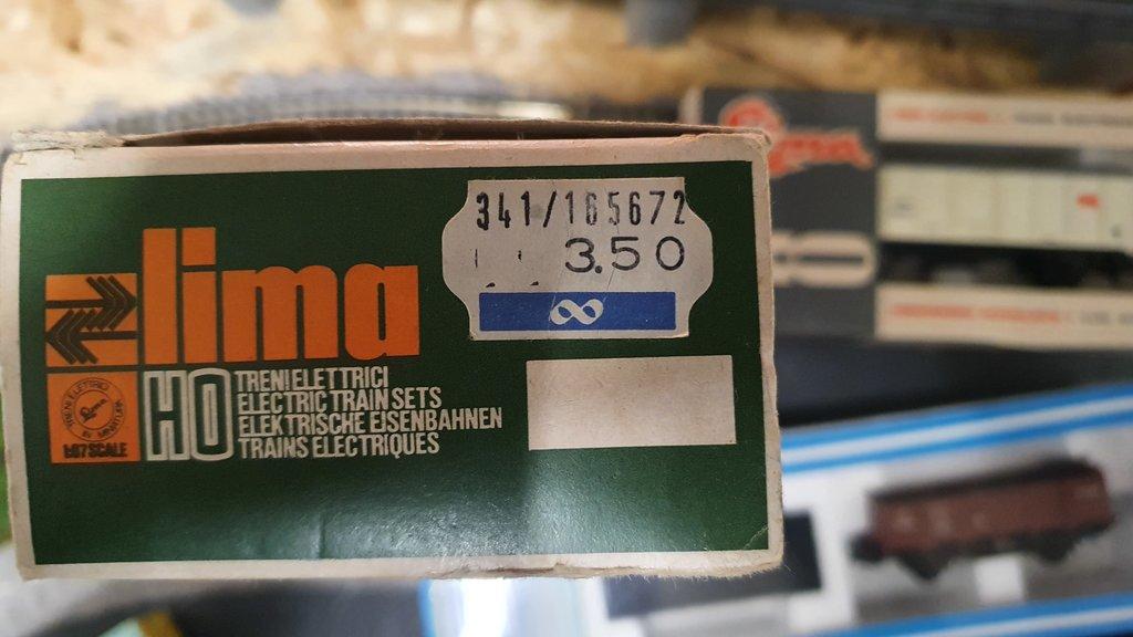 Lima Verpackungen und Preise im Laufe der Zeit 40585730zv