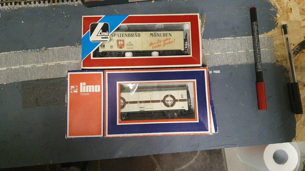 Lima Verpackungen und Preise im Laufe der Zeit 40585732uw