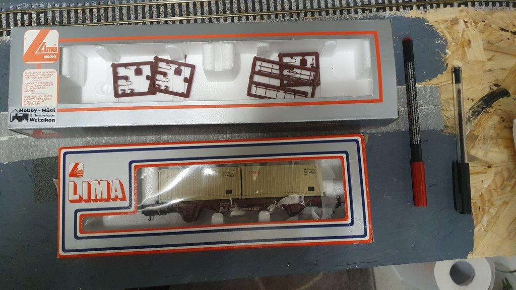 Lima Verpackungen und Preise im Laufe der Zeit 40585735nm