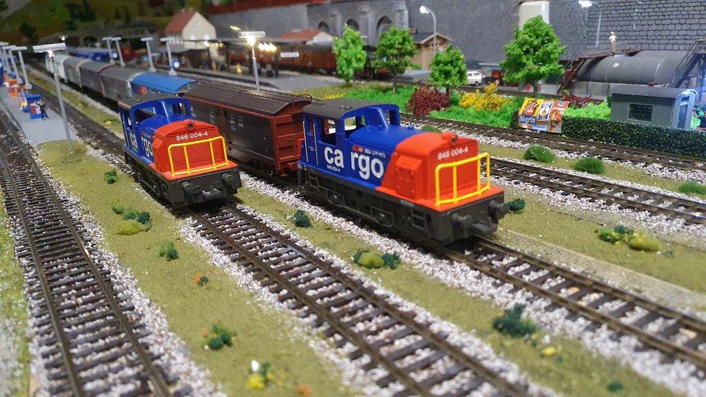 SBB Diesellokomotiven 40601859yv