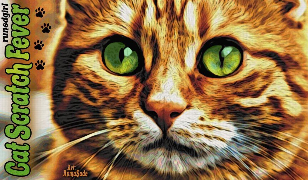 Cat Scratch Fever - Banner Jensen