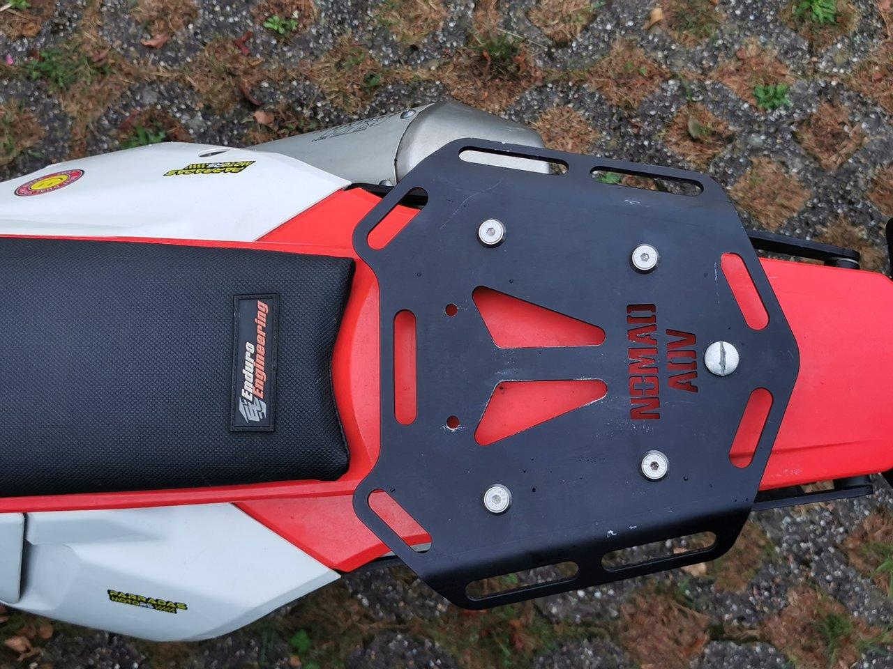 VDS KTM 450 EXC 2019 - utilisation adventure - VENDU 40690376nx