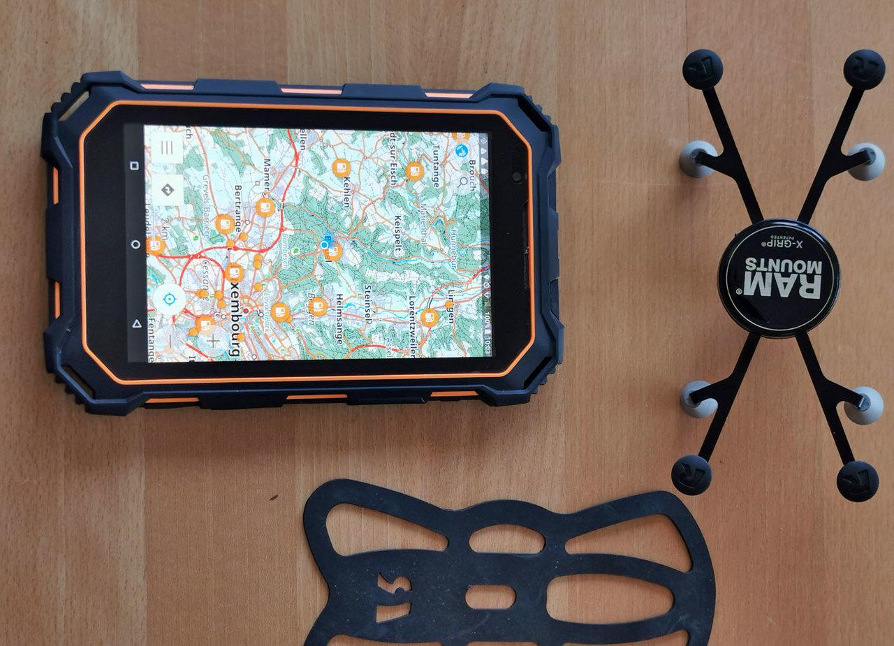 """[Vends] Tablette 7.0"""" IP68 étanche pour navigation 40692281bc"""