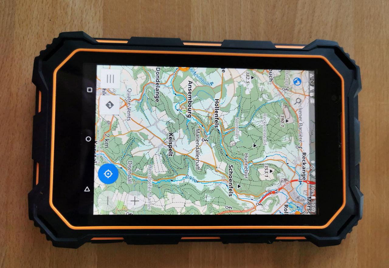 """[Vends] Tablette 7.0"""" IP68 étanche pour navigation 40692282eu"""