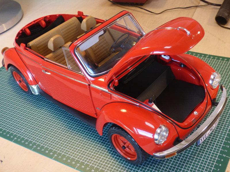 VW Käfer 1303 Cabrio von DeAgostini - Seite 3 40760867xf
