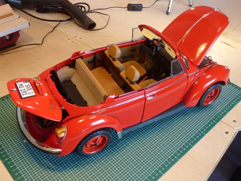 VW Käfer 1303 Cabrio von DeAgostini - Seite 3 40760868gz