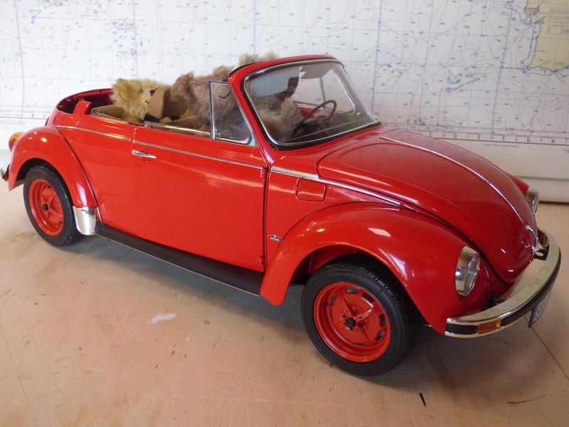 VW Käfer 1303 Cabrio von DeAgostini - Seite 3 40760869go