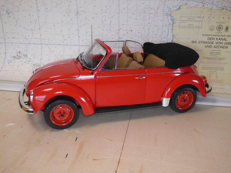 VW Käfer 1303 Cabrio von DeAgostini - Seite 3 40766469cj