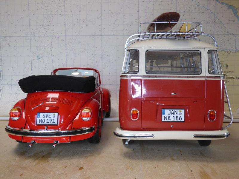 VW Käfer 1303 Cabrio von DeAgostini - Seite 3 40766483th
