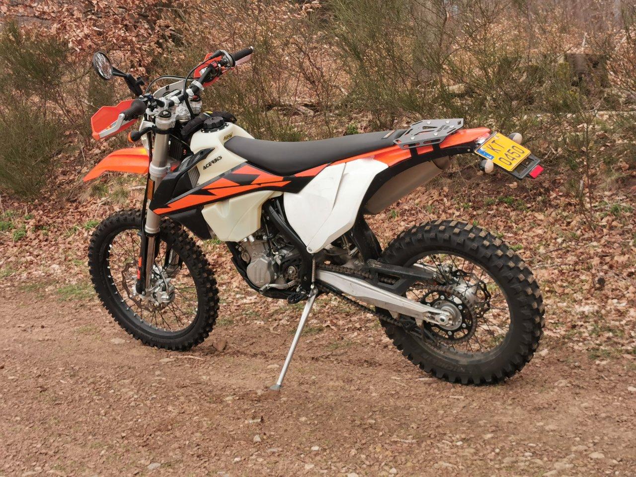 VDS KTM 450 EXC 2019 - utilisation adventure - VENDU 40818427ba