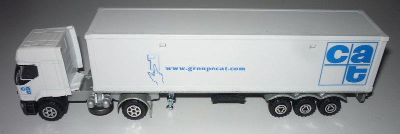 """N°3055 Renault Premium 1x 40"""" Container 40878032rh"""