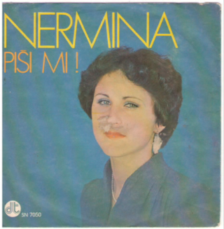 Nermina Sarvan - Pisi mi (singl) 40932926es