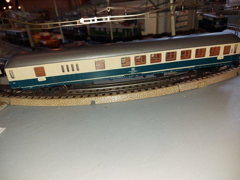 Post/Gepäckwagen 40952791gn