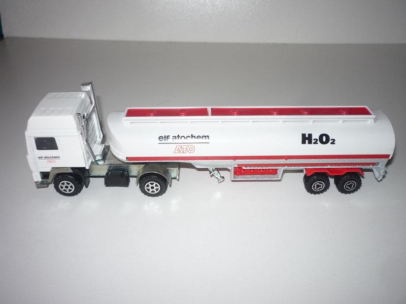 N°3040 Volvo Citerne 41046263pz
