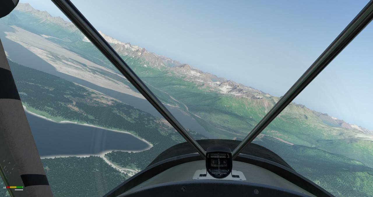 in die Chugach Mountains 41057907pq