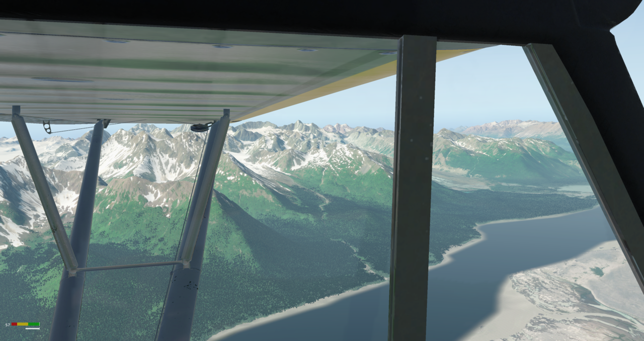 in die Chugach Mountains 41057912nn