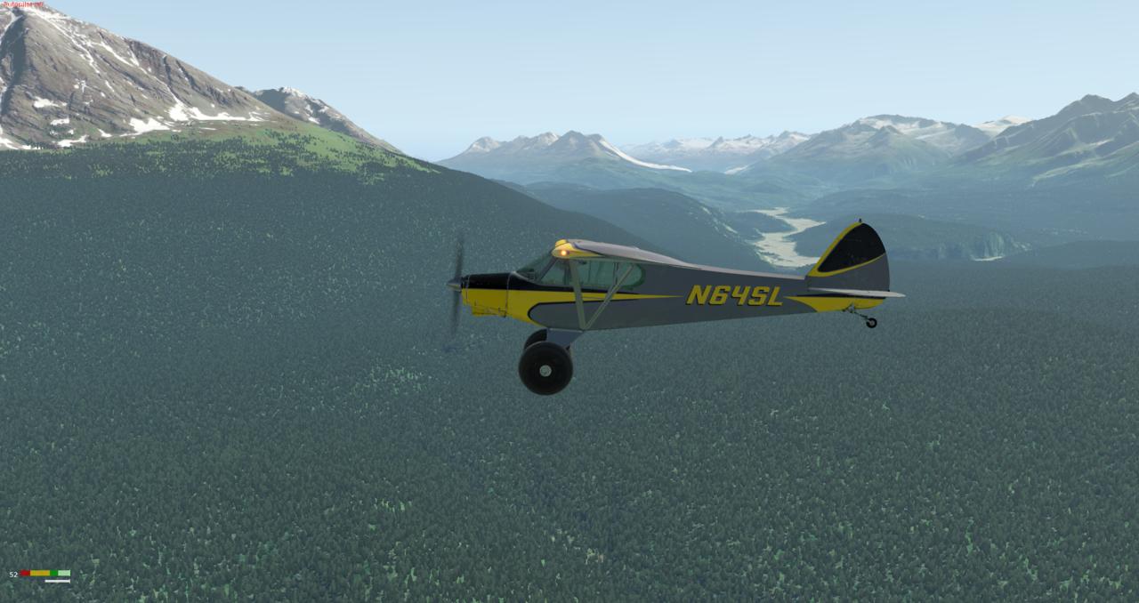 in die Chugach Mountains 41057927dn