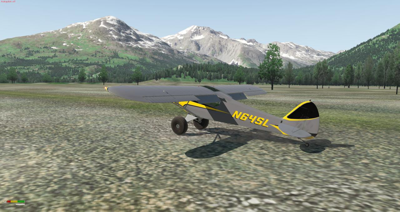 in die Chugach Mountains 41057936pf