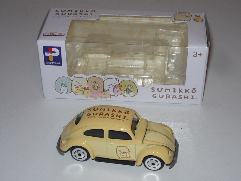 N°241A VOLKSWAGEN COCCINELLE OVALE  41138005ht