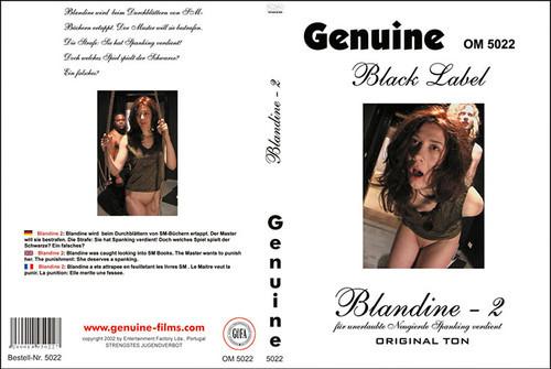 Genuine Black Label – Blandine 2