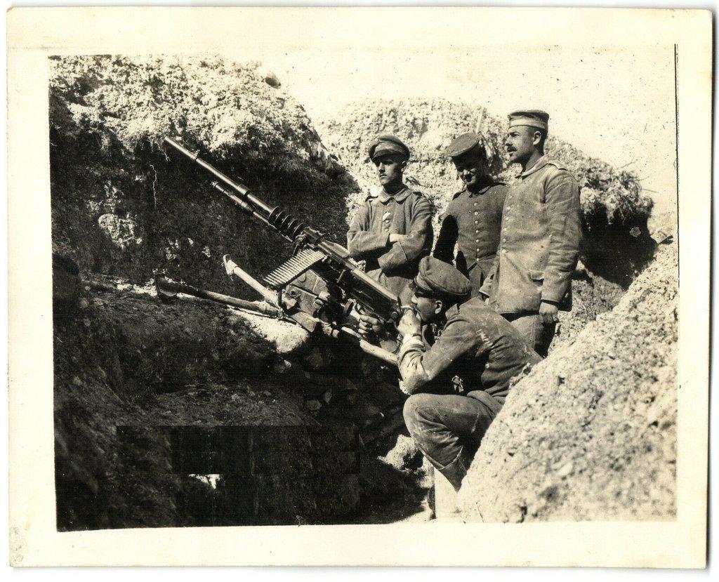 """""""Beutewaffen"""" Armes de Prise des """"Centraux"""" en 14/18 - Page 4 41278650ce"""