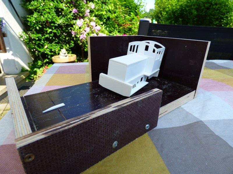 LaserCut-Hochbordwagen in 0e 41435245kr