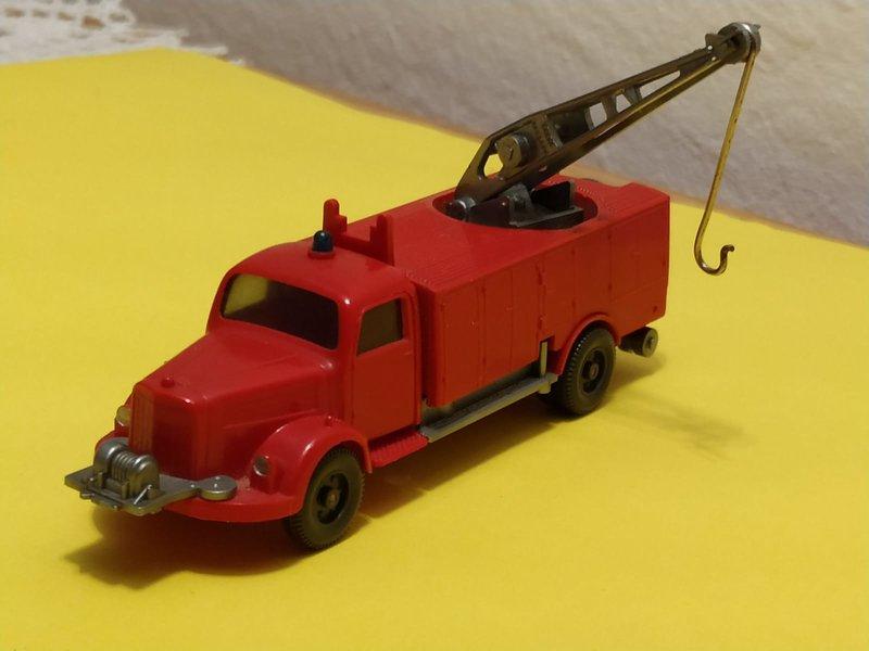 Wiking Feuerwehren 41520059kt