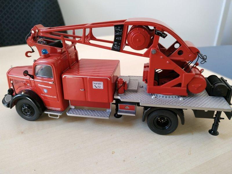 Wiking Feuerwehren 41522520cs