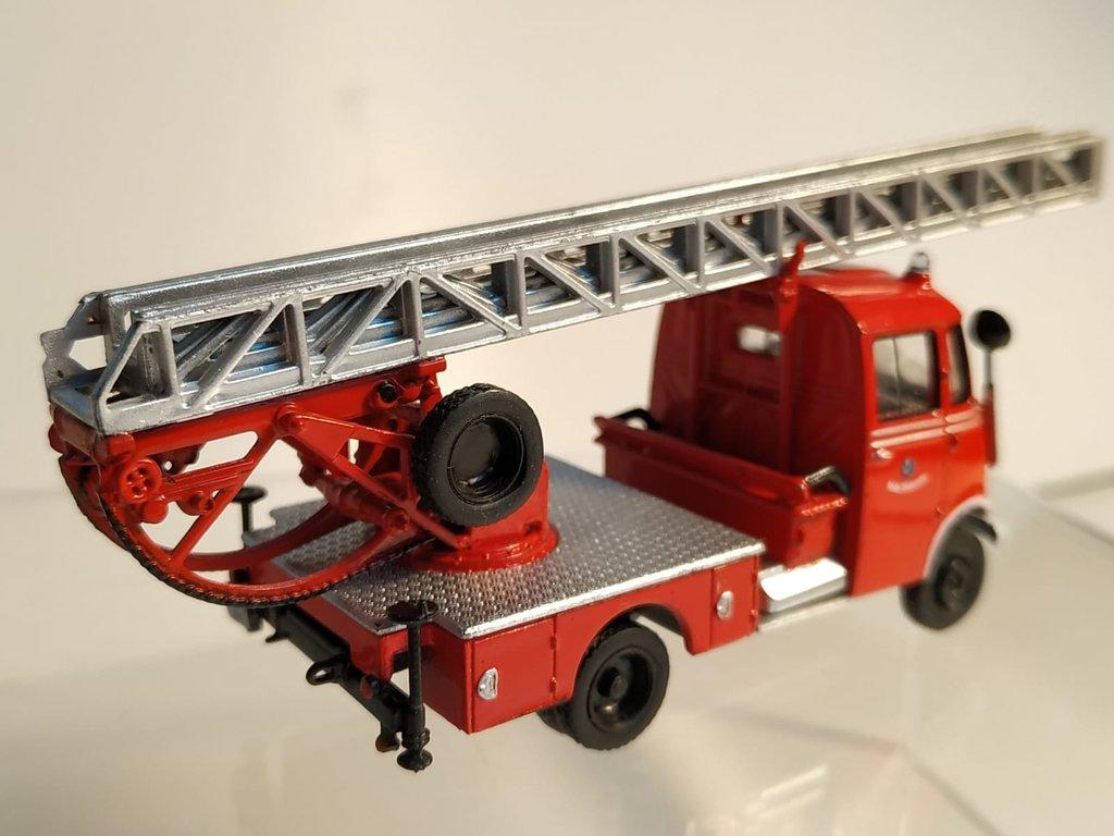 Feuerwehrmodelle aus der Atlas-Collection   41638850iz