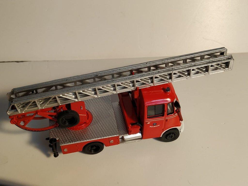 Feuerwehrmodelle aus der Atlas-Collection   41638851go