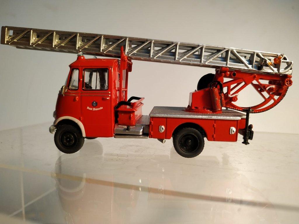 Feuerwehrmodelle aus der Atlas-Collection   41638856ow
