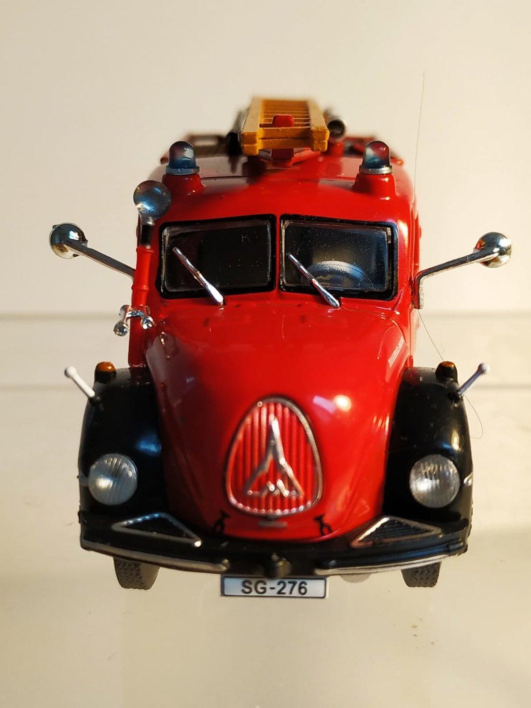 Feuerwehrmodelle aus der Atlas-Collection   41638858vw
