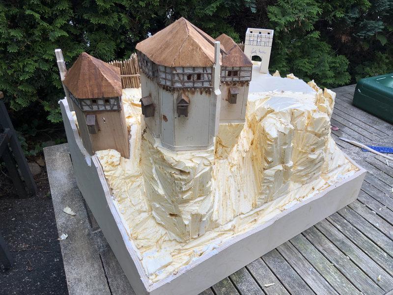 Burg Obergreifenstein - ca. 1:100 41639336en