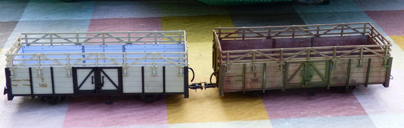 LaserCut-Hochbordwagen in 0e 41658497dl
