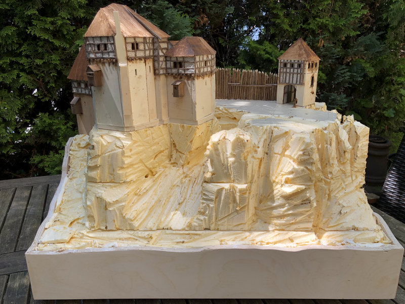 Burg Obergreifenstein - ca. 1:100 - Seite 2 41669033er