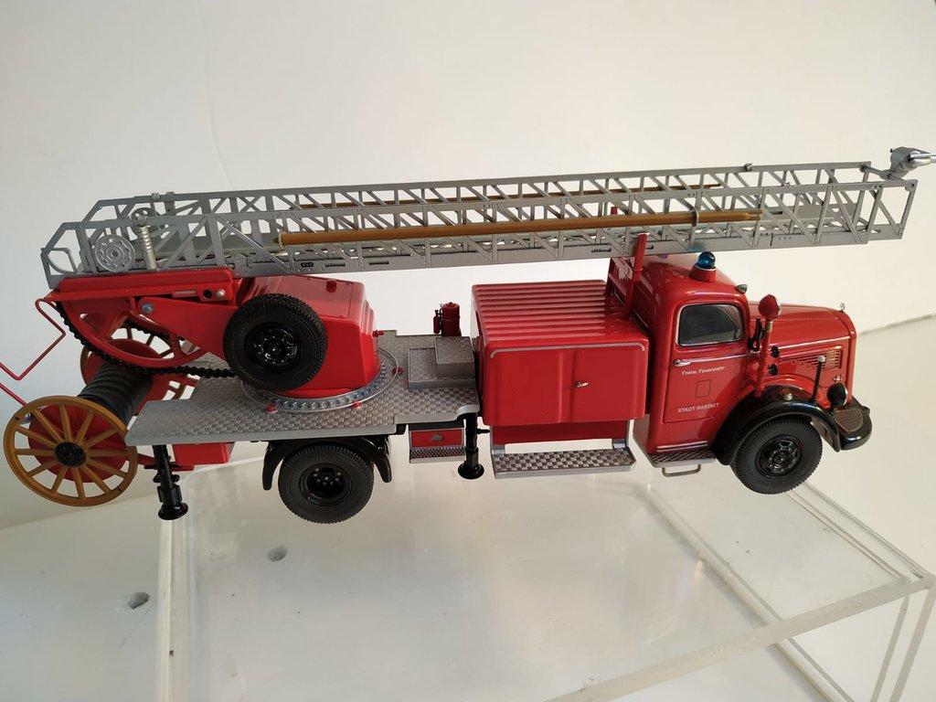 Feuerwehr Modelle der Firmen Schuco und Minichamps 41669153ps