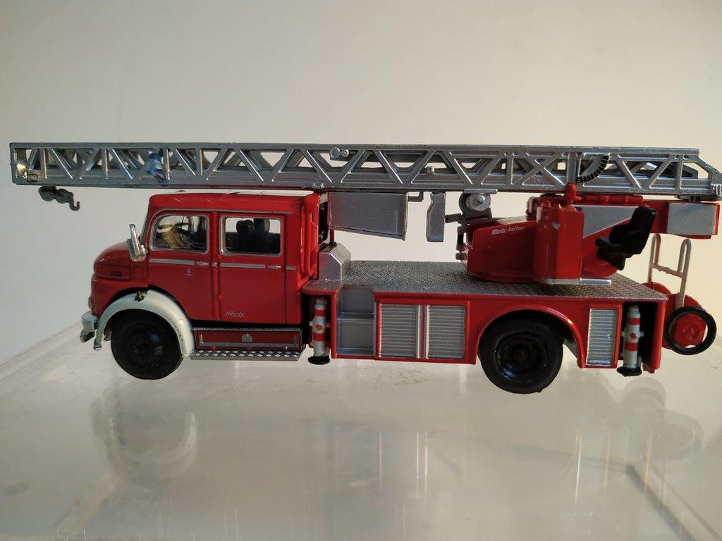 Feuerwehrmodelle aus der Atlas-Collection   41676164cn