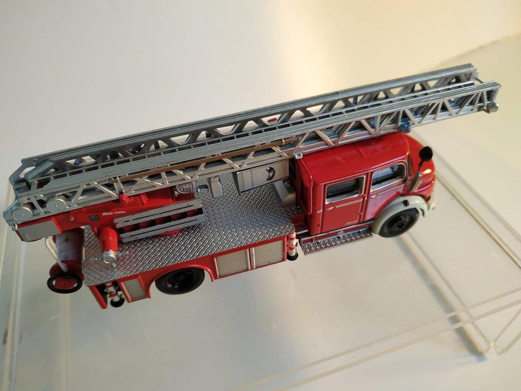 Feuerwehrmodelle aus der Atlas-Collection   41676165ew