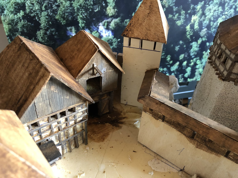 Burg Obergreifenstein - ca. 1:100 - Seite 3 41737466ov