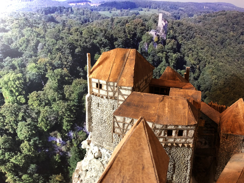 Burg Obergreifenstein - ca. 1:100 - Seite 4 41777822if